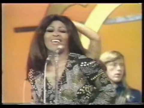 Tina Turner I Wanna Take You Higher Live 1972