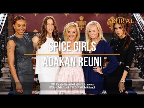 Spice Girls Adakan Reuni Mp3