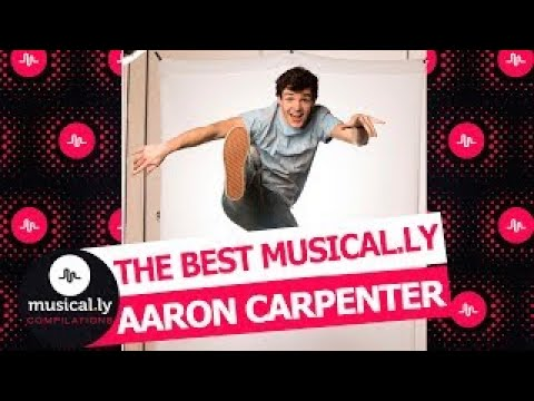 Aaron Carpenter Musical.ly Compilation