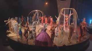 видео Билеты на цирковое представление Цирк Дю Солей JOEL