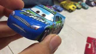 Cars 3 Spare O Mint (Ernie Gearson) - Tueycarsunboxings
