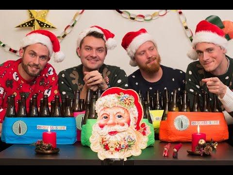 Bottle Boys - Winter Wonderland on Beer Bottles