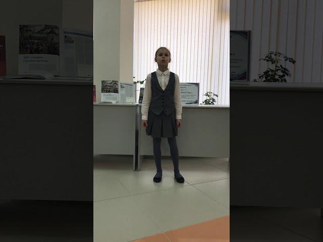 Изображение предпросмотра прочтения – АлинаЩербий читает произведение «Рябину рубили зорькою» М.И.Цветаевой