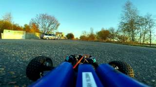 Radio Controlled car driving in traffic - upcoming gameplay for RCWorld app