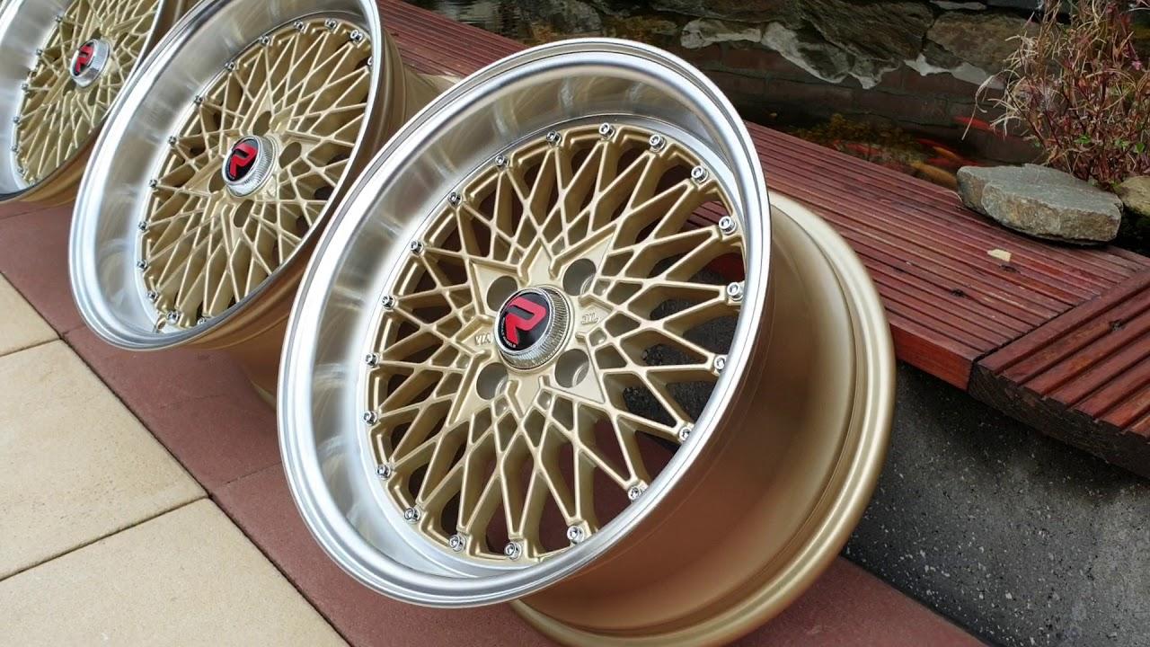 15 Inch 4x100 Wheels 4x100 Velgen Romax Wheels Rr Wheels