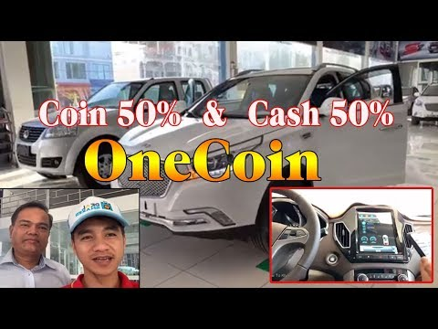 Buy Car use OneCoin in Cambodia, LX 570 Coin 50% and Cash 50