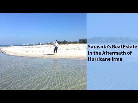 Sarasota's Real Estate in the Aftermath of Hurricane Irma