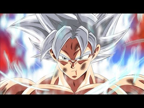 perfect ultra instinct goku
