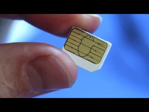 ALCATEL ONETOUCH IDOL 3 - SIM & SD Cards Explained