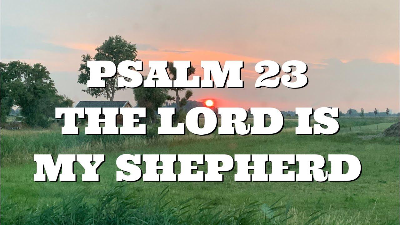 THE LORD IS MY SHEPHERD PSALM 23/FILIPINA BISAYA NETHERLAND