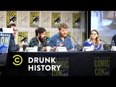 Drunk History - Exclusive - Drunk History at Comic-Con 2016 - The Magic Ingredient
