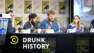 Drunk History - Exclusive - Drunk History at Comic-Con 2016 - The Magic Ingredient thumbnail