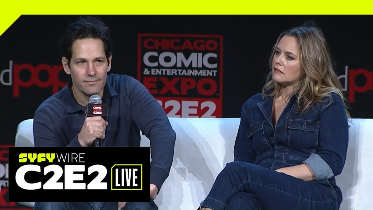 Clueless: The Movie Cast Reunion | C2E2 2019 | SYFY WIRE