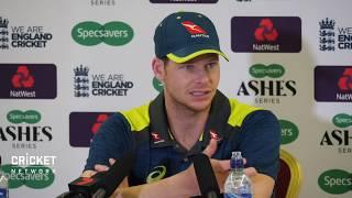 Smith praises Cummins, explains quickfire innings