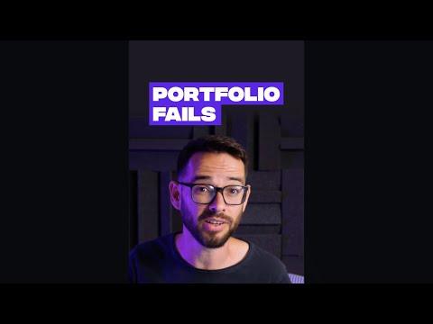 5 Biggest Portfolio Mistakes