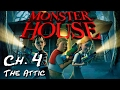 Monster House - Chapter 4 - The Attic walkthrough (GC, PS2)