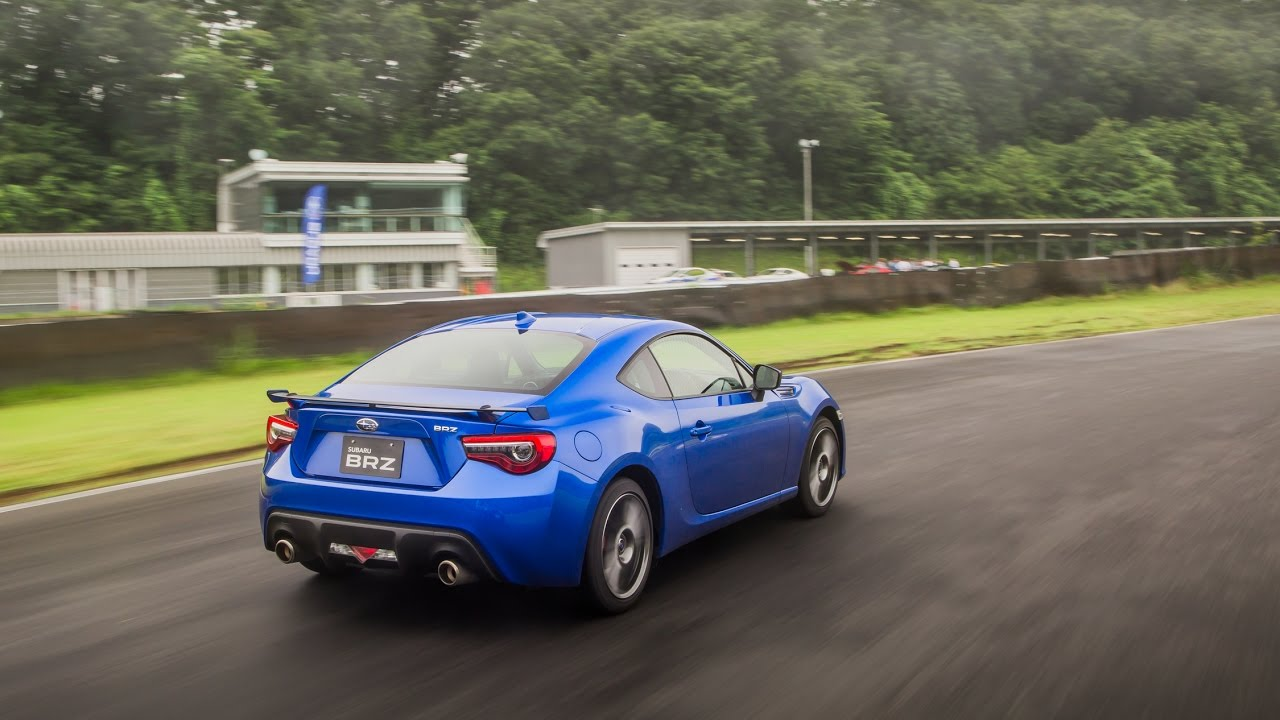 Subaru Brz Top Speed >> First Driver Test 2017 Subaru Brz Top Speed