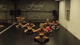 DHQ Fraules Dance Studios Twerk Choreography!
