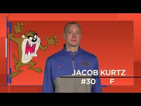 Get To Know Your Gators - Favorite Cartoon