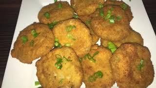 Aloo  Chicken Tikki | Quick & Easy Recipe