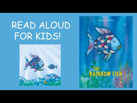 The Rainbow Fish Book Read Aloud For KIDS!