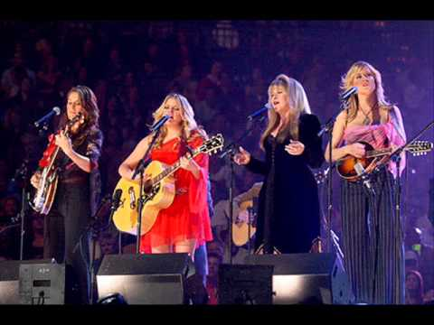 Dixe Chicks & Stevie Nicks - Landslide (live at Divas 2002)