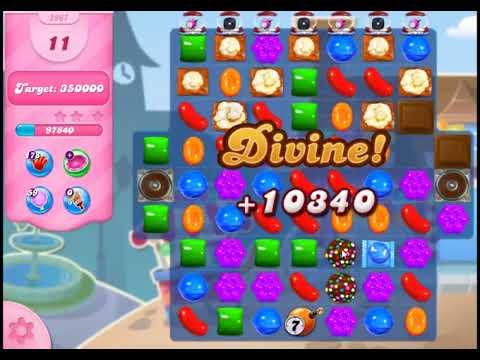 Candy Crush Saga Level 2967 - NO BOOSTERS