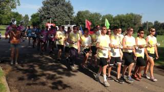Marching Tigers 2015 Kool-Aid Days