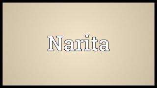 narita meaning