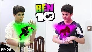 Ben 10 - Ben Vs Evil Ben (EP 26) Real Life Ben 10 Series