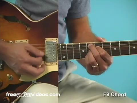 Guitar Lesson: Dominant Jazz Blues Chords - YouTube