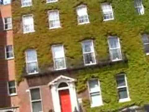 Bus Tour Around Dublin