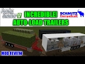 Farming Simulator 17 - Incredible Auto-Load Trailers