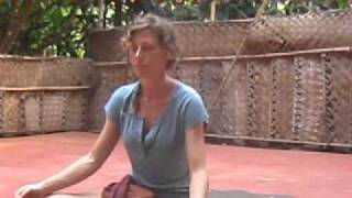 Yoga retreat at Namaste Yoga Farm 2012