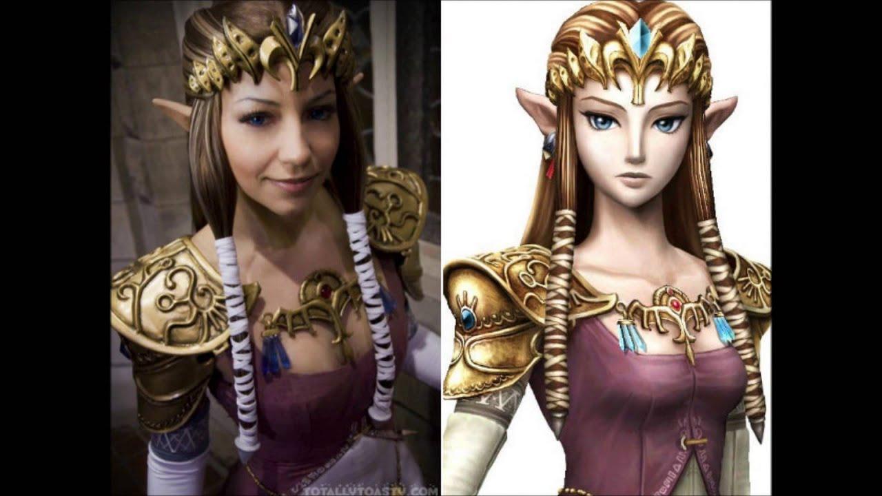 The Legend Of Zelda Twilight Princess Cosplay