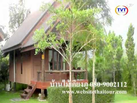 ที่พักวังน้ำเขียว,บ้านไม้เคียงภู,รีสอร์ทวังน้ำเขียว,เที่ยววังน้ำเขียว,ทะเลหมอก,ที่พักอุทยานทับลาน,ที