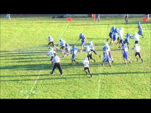 Pistol Wing T- Jet Series - Conemaugh Valley Junior High Football