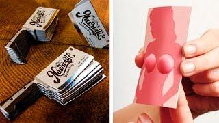 60 креативных визиток, которые жалко выбросить