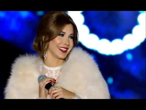Nancy Ajram - Aah W Noss (Cedars Festival 2016) نانسي عجرم - اه و نص