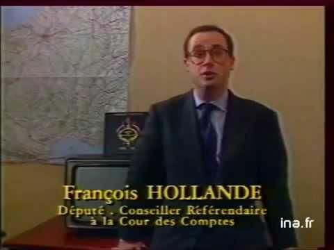 Quand François Hollande avouait qu'il était payé à ne rien faire