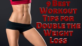9 Best Workout Tips for Double the Weight Loss Keto die