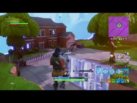 50th Win in Fortnite