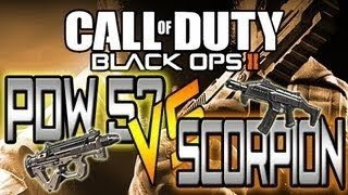 black ops 2 ultimate class setup guide pdw vs scorpion evo w theeunclekobe