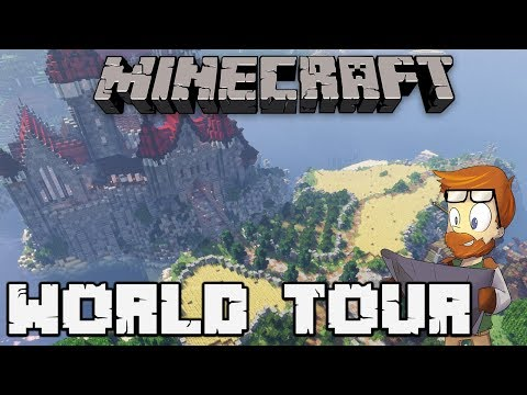 Building with fWhip : WORLD TOUR #150 2 MINECRAFT 1.13 Let's Play Single Player Survival