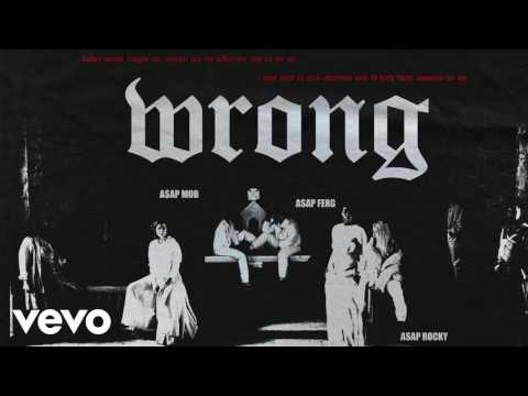 A$AP Mob - Wrong (Instrumental) ft. A$AP Rocky, A$AP Ferg