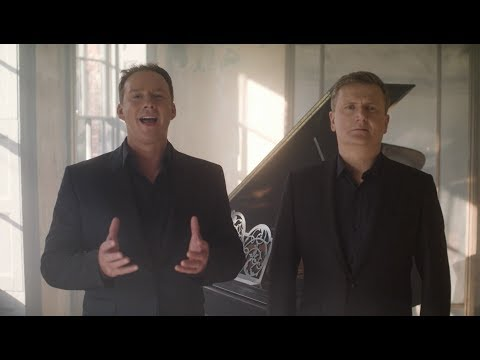 Aled Jones & Russell Watson - Where Have All the Flowers Gone/Here's to the Heroes (Official Video)