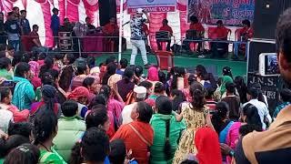 Dhara Mela Bhulang live performance  by the voice of Himalaya Mr. Ramesh RJ Thakur full on dhmaka