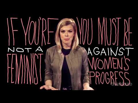 Why I Won't Call Myself A Feminist: It's Hypocrisy