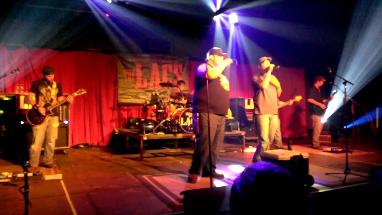 The Lacs - Field Party (Soul Kitchen-Mobile Alabama 8-14-14) - YouTube