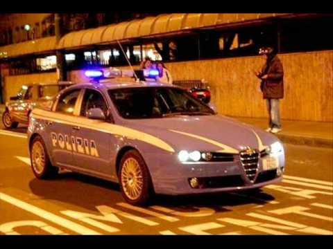 radio trasmittente della polizia